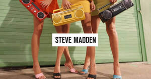 Featured image for Steve Madden Storewide 1-for-1 at Takashimaya Shopping Centre till 2 August 2020