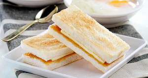 Toast Box Singapore traditional toast set at just $1 for StarHub customers on 11 July 2020