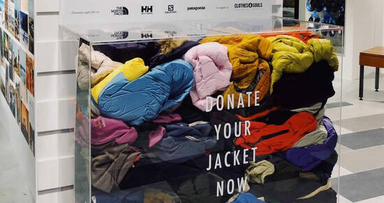 Featured image for LIV ACTIV's Jacket Donation Program: Donate unwanted warm jackets and coats and get a 50% gift voucher till 18 October 2020