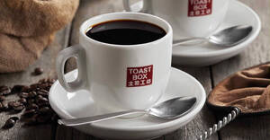 Toast Box: StarHub customers enjoy two free cups of coffee or tea on Saturday, 15 August 2020