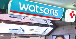 Watsons: Get $25 off $120 orders at online store with these codes valid till 22 October 2020