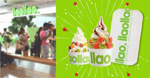 llaollao: $8.90 for 1 Small and 1 Medium Tub at all outlets and more National Day specials from 7 – 10 August 2020