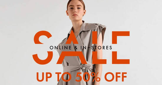 Featured image for Charles & Keith latest sale offers discounts of up to 50% off women's bags, shoes, accessories & more (From 1 Sep 2020)