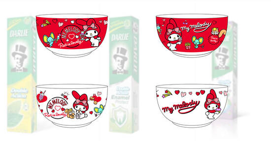 Featured image for Darlie: Get a Free My Melody Bowl with purchase of Darlie Double Action Toothpaste from 15 September 2020