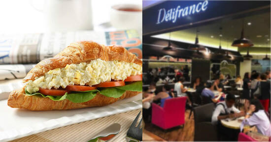 Featured image for Delifrance: Grab the Egg D'vine Sandwiches at 2-for-$10.90 from 16 October 2020
