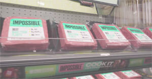 Impossible™ Beef Made from Plants now available at Fairprice & Redmart from 20 October 2020