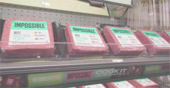 Featured image for Impossible™ Beef Made from Plants now available at Fairprice & Redmart from 20 October 2020
