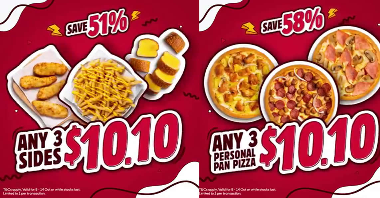 Pizza Hut Coupon Nov 2020 Singpromos Com