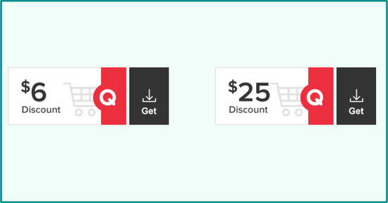 Featured image for Qoo10: Grab free $6 and $25 cart coupons till 4 October 2020