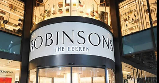 Featured image for Robinsons: $20 off with a min spend of $150 & $30 off with min spend of $200 till 8 Nov 2020