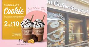 List Of Coffee Bean Tea Leaf Related Sales Deals Promotions News Jan 2021 Singpromos Com