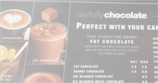 Featured image for Awfully Chocolate Price List as of 1 Nov 2020