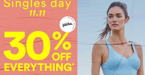 Featured image for Cotton On: 30% OFF almost everything at online store till 12 Nov 2020