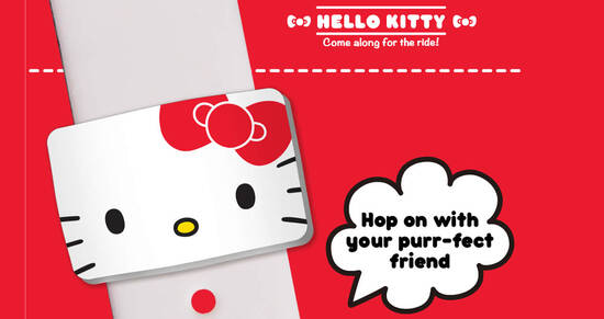 Featured image for EZ-Link releases new exclusive Hello Kitty and My Melody wearables (From 17 Nov 2020)