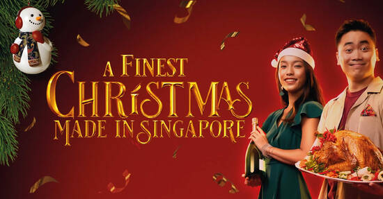 Featured image for NTUC Fairprice Christmas Catalogue 2020 valid till 30 Dec 2020