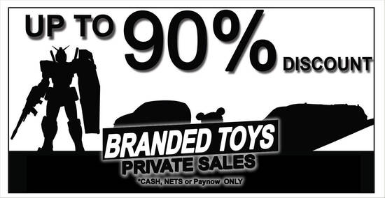Featured image for Sheng Tai Branded Toys Sales Is Back - But it is By Appointment Only (2 - 13 Dec 2020 (Wed - Sun))