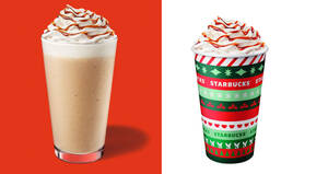 Starbucks Gingerbread Latte returns from 30 Nov 2020; Christmas Open House on 3 Dec