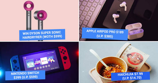 Featured image for Ezbuy's 11.11 Biggest Sale of The Year Has Up To 70% Off Xiaomi, Over $90 Vouchers For Everyone + Free Shipping!