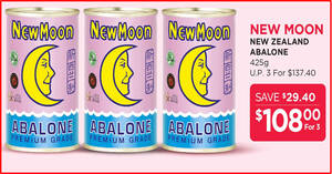 Featured image for Cold Storage: New Moon, On Kee, Skylight and more CNY abalone offers valid till 3 Jan 2021