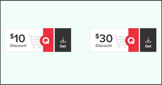Featured image for Qoo10: Grab free $12 and $30 cart coupons till 12 Sep 2021