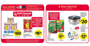 Giant: 4-days offers – New Moon New Zealand Abalone @ 3-for-$100 & more valid till 24 Jan 2021