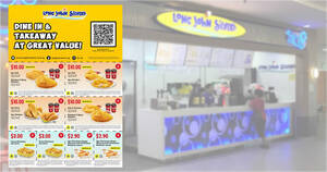 Long John Silver's releases new discount coupon deals valid till 10 Feb 2021