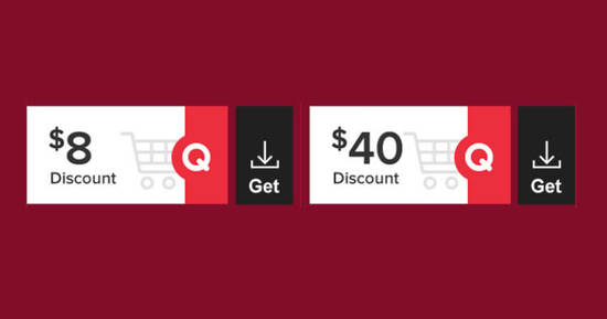 Featured image for Qoo10: Grab free $8 and $40 cart coupons till 28 Mar 2021