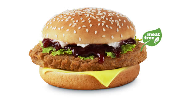 Featured image for KFC launches Zero Chicken Burger with meat-free patty from 13 Jan 2021