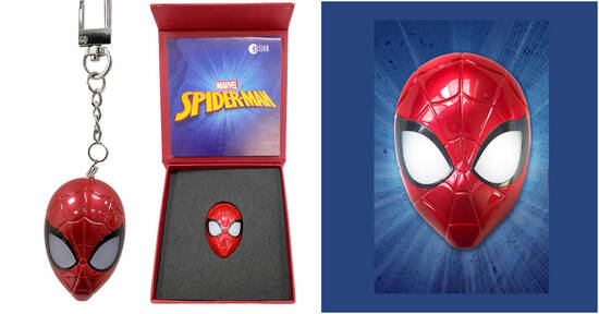 Featured image for EZ-Link releases new Spider-Man LED EZ-Link charm that lights up when activated (From 18 Feb 2021)