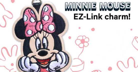 Featured image for EZ-Link releases new Minnie Mouse EZ-Link from 5 Feb 2021