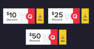 Qoo10: CNY Super Sale – grab $10, $25 & $50 cart coupons daily till 26 Feb 2021