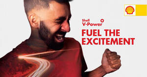 """Featured image for Shell Singapore will be bringing back its iconic """"VP@98"""" promotion on weekends from 19 – 28 March 2021"""