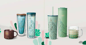 Starbucks 50th Anniversary Collection launching from 10 March 2021