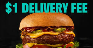 Featured image for Deliveroo S'pore is offering $1 delivery from over 7,000 restaurants for the whole month of April 2021