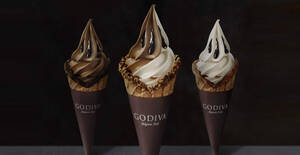 Featured image for GODIVA is offering 1-for-1 Soft Serve at Bugis Junction from 27 – 29 April 2021