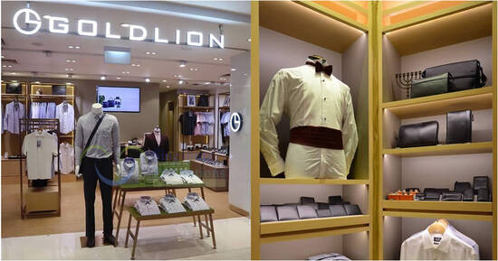 Featured image for GOLDLION: From 1st to 4th April, enjoy 40% OFF on all regular-priced items in stores islandwide