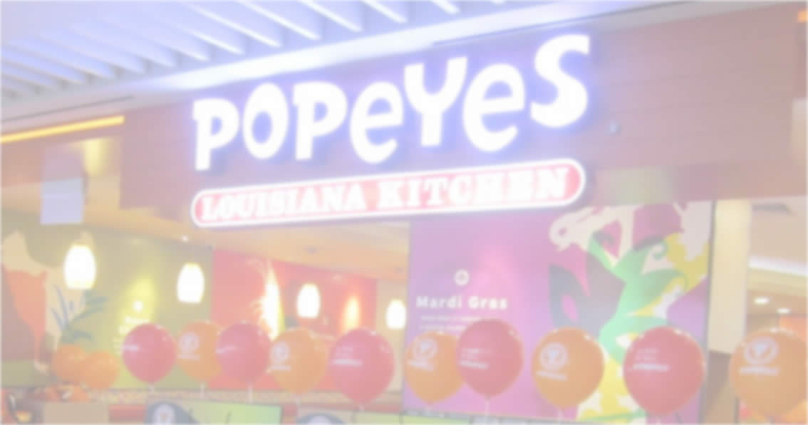 Featured image for Popeyes S'pore: Enjoy 1-for-1 Large Cajun Fries when you order via the Popeyes App till 30 April 2021