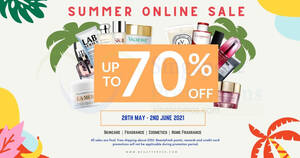 Featured image for Beautyfresh Online Warehouse Sale from 28 May – 2 Jun 2021