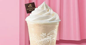 GODIVA is offering 1-for-1 Cold Brew Shake at all boutiques till 23 May 2021