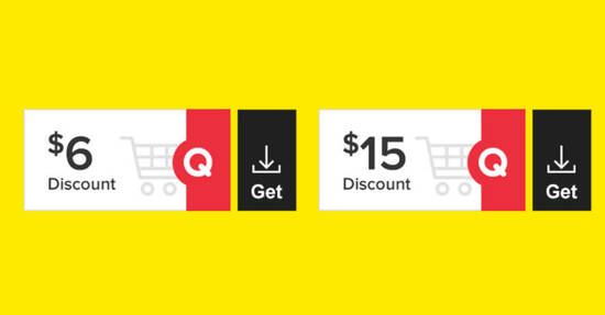 Featured image for Qoo10: Grab free $6 and $15 cart coupons till 31 Aug 2021