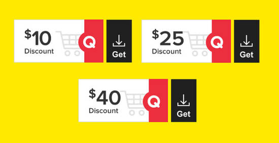 Featured image for Qoo10: Super Sale - grab $10, $25 & $40 cart coupons daily till 10 May 2021