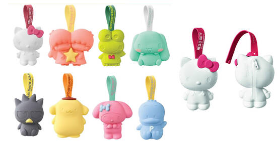 Featured image for 7-Eleven S'pore: Sanrio characters back as handy silicone zip pouches from 9 Jun - 3 Aug 2021