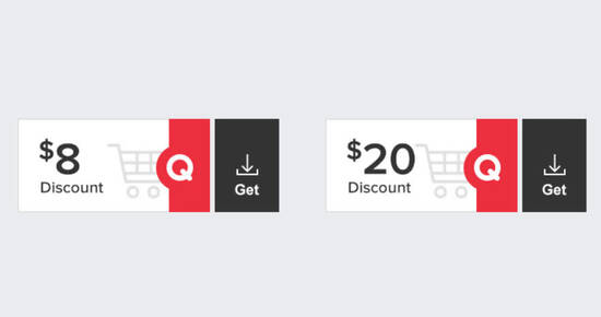 Featured image for Qoo10: Grab free $8 and $20 cart coupons till 27 June 2021