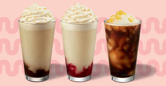 Featured image for Starbucks S'pore: New creamy Frappuccino blended beverages and refreshing Cold Brew from 2 June 2021