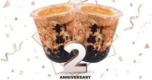 Xing Fu Tang: 1-FOR-1 on Xing Fu Tang signature Brown Sugar Boba Milk from 7 – 13 Jun 2021