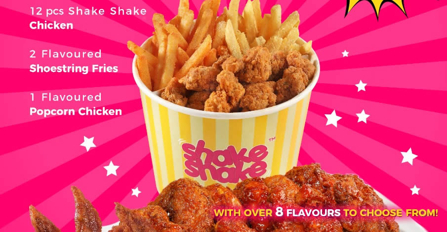 Featured image for Shake Shake In A Tub is offering their Stay Home Bundle at 50% off from 26 July 2021