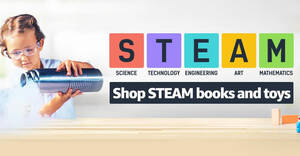 Featured image for Amazon SG offering 25% off selected products across toys and books from now till 1 Sep 2021