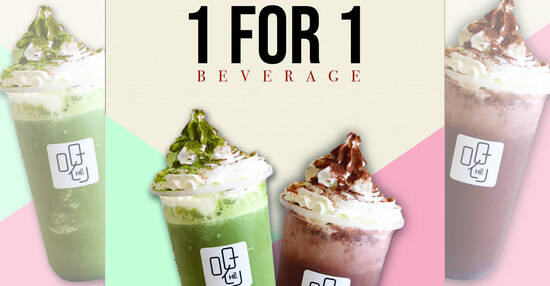 Featured image for HE 喝: 1-FOR-1 HE 喝 Drinks (Excluding Mango Coconut) from 16 Aug - 30 Sep 2021