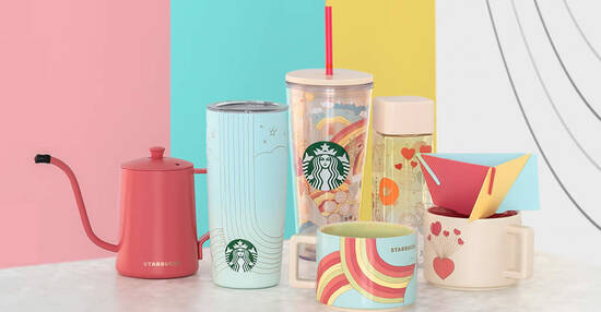 Featured image for Starbucks S'pore launching new S'mores Frappuccino & Joy of Connection Collection from 11 August 2021