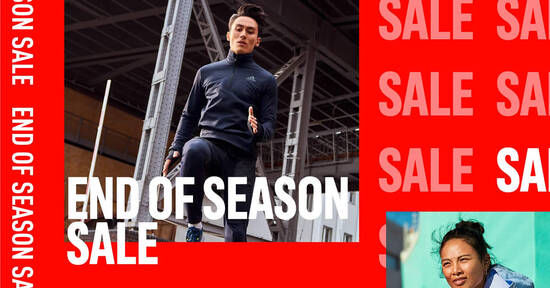 Adidas S'pore end of season offers 40% discount on selected items and additional on sale items online till 26 Sep 2021